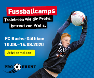 AXPO Camp Buchs